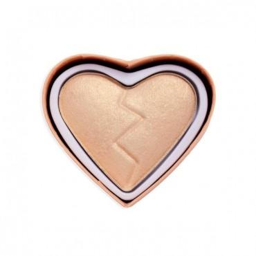 Iluminador en polvo Heart Breakers - Golden