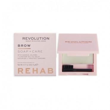 Jabón para fijar y cuidar las cejas - Rehab