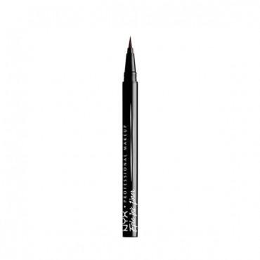 Delineador de ojos Epic Ink Liner Waterproof - EIL02: Brown