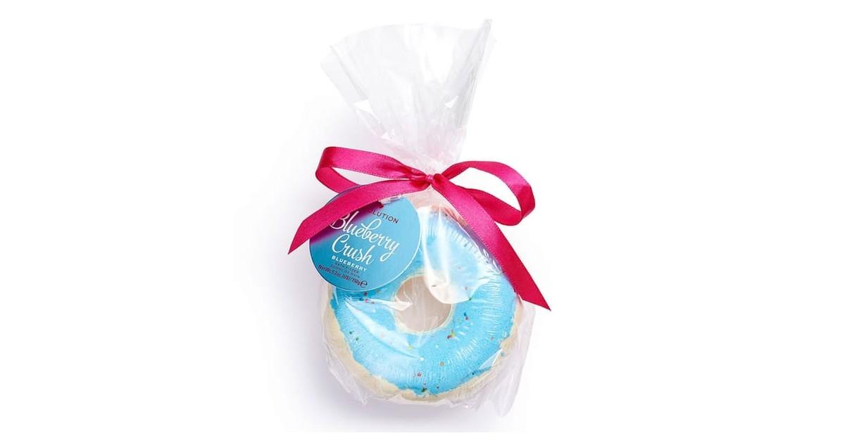 Bomba de baño Donut Bath Fizzer - Blueberry Crush