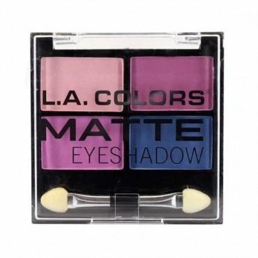 Paleta de sombras de ojos Matte - Mattenificent