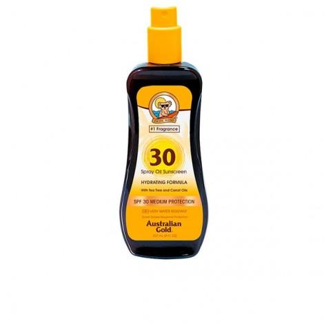 Protector Solar con Aceite Hidratante