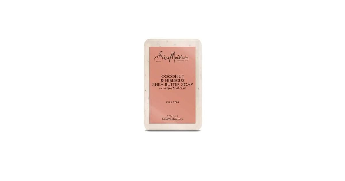 Jabón Natural - Coco e Hibisco
