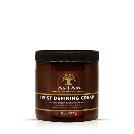 As I Am - Crema Rizos Twist Defining