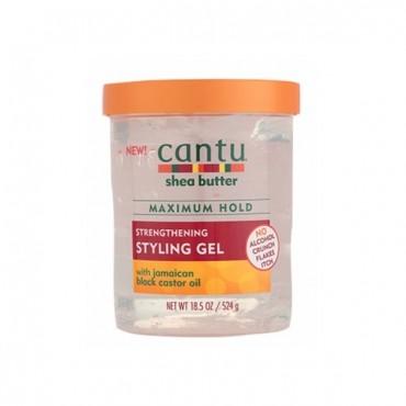 Styling Gel - Aceite de Ricino Negro