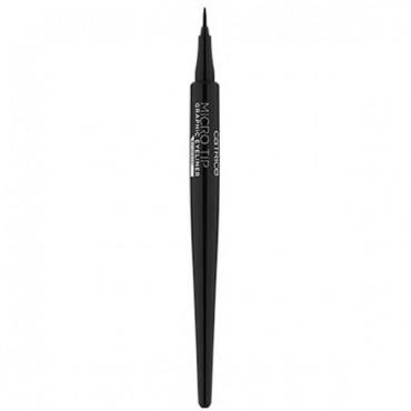 Delineador de ojos waterproof Micro Tip Graphic - 010: Deep Black