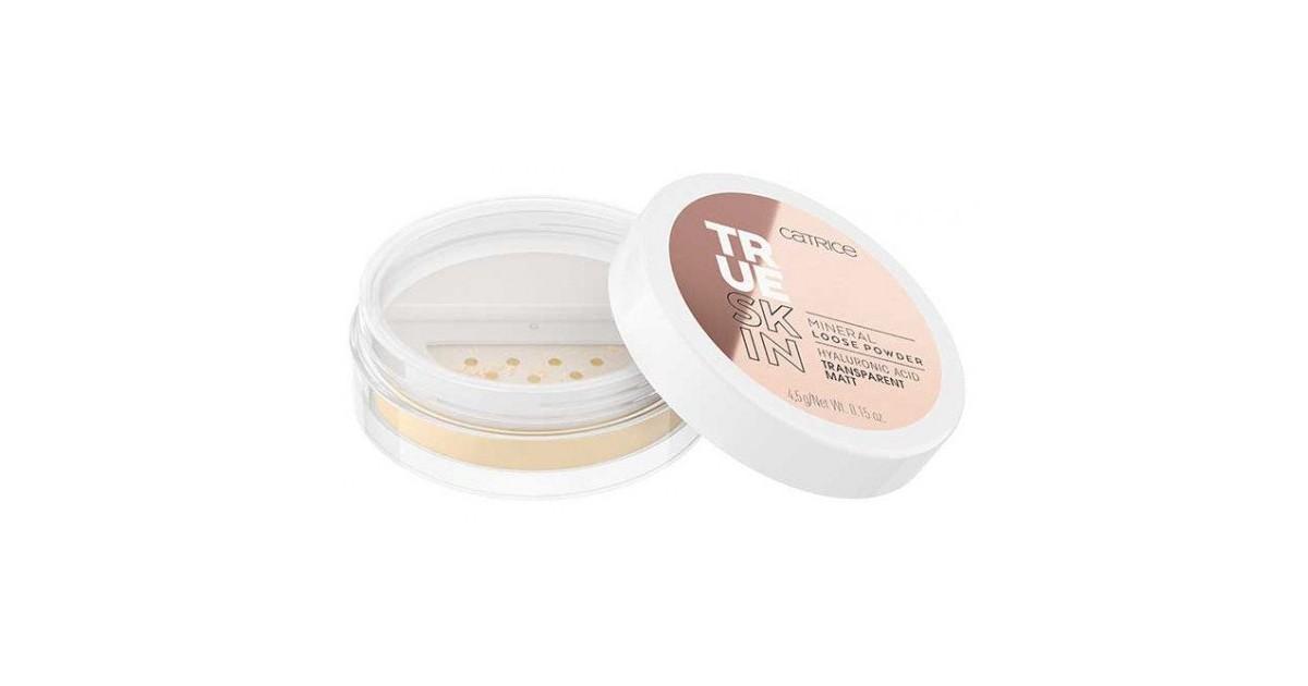 Polvos sueltos True Skin Mineral - 010: Transparent Matt