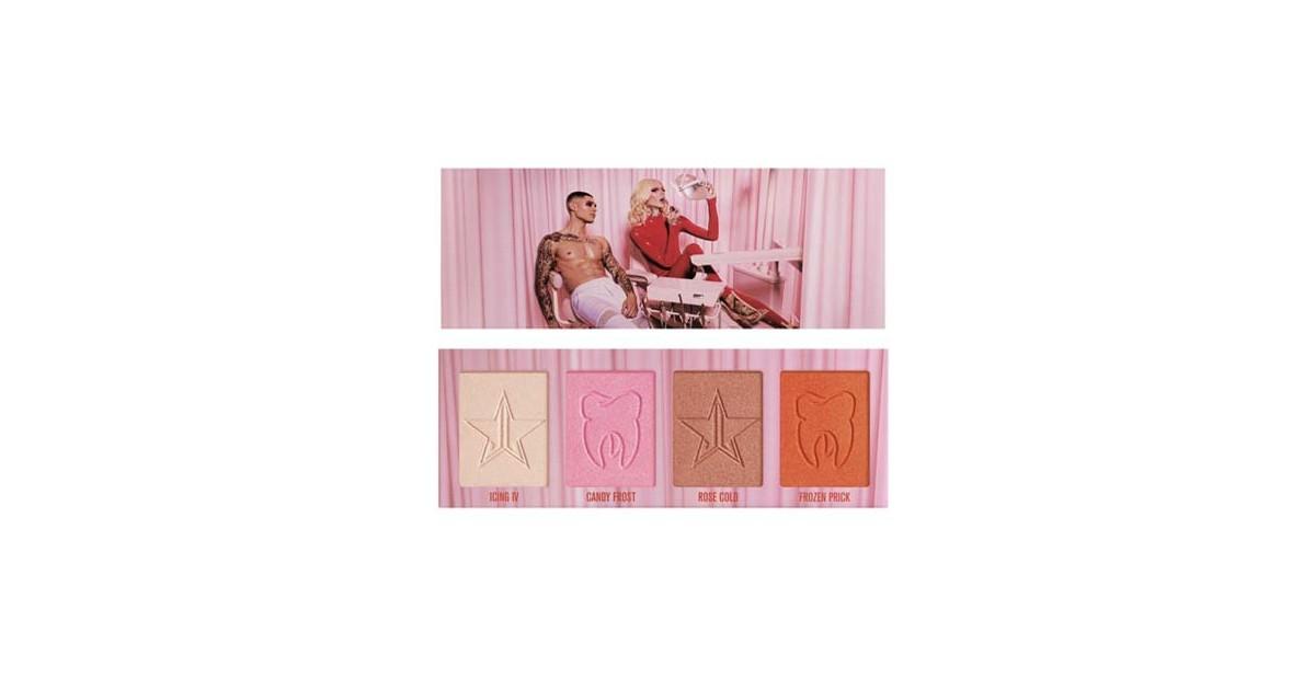 Blood Sugar Anniversary Collection - Paleta de iluminadores - Cavity Skin Frost