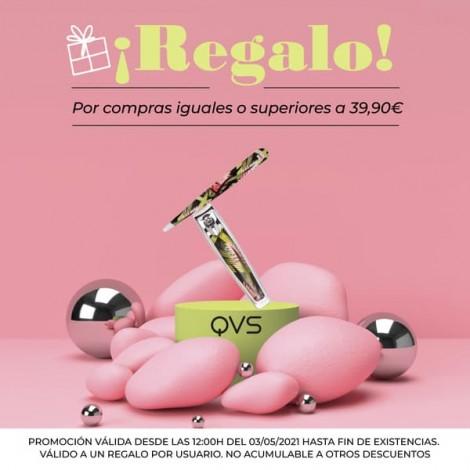 QVS - REGALO - Kit Pinza y Cortaúñas