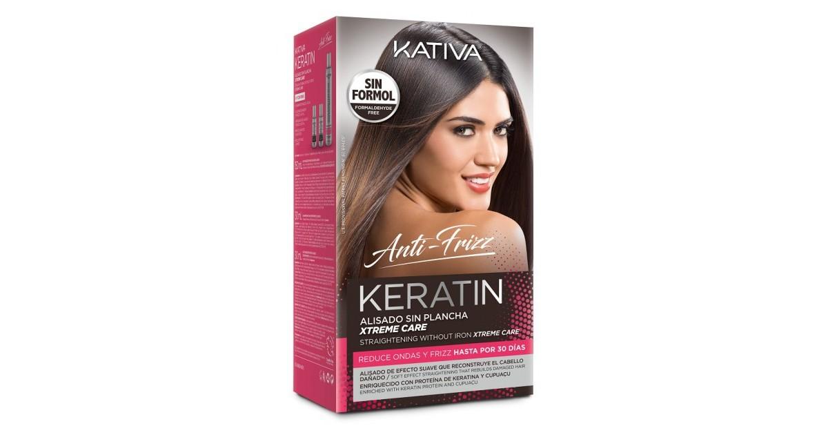 Kativa - Xtreme Care Alisado sin Plancha