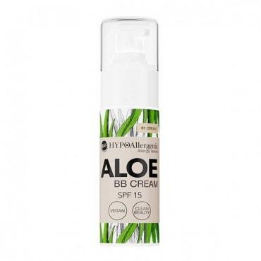 Aloe - BB Cream Hipoalergénica SPF15 - 01: Cream