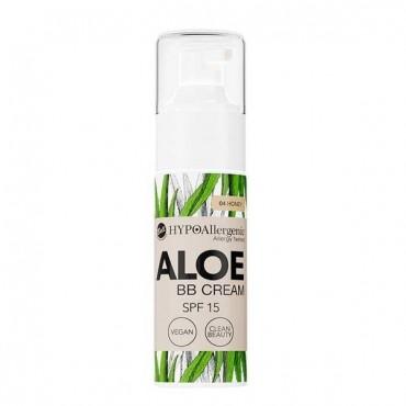 Aloe - BB Cream Hipoalergénica SPF15 - 04: Honey