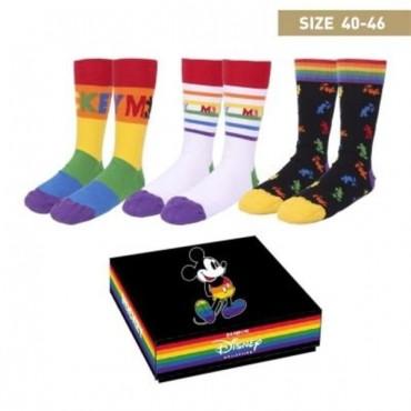 Pack Calcetines 3 ud - Disney Pride