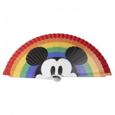 Abanico - Disney Pride