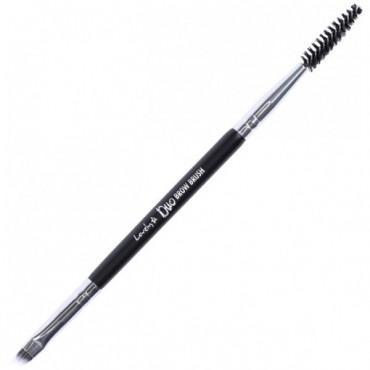 Pincel doble para cejas - Duo Brow Brush