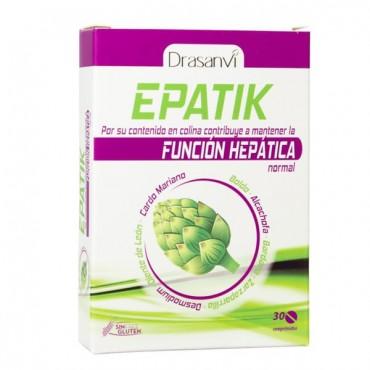 Epatik Detox - Función Hepática