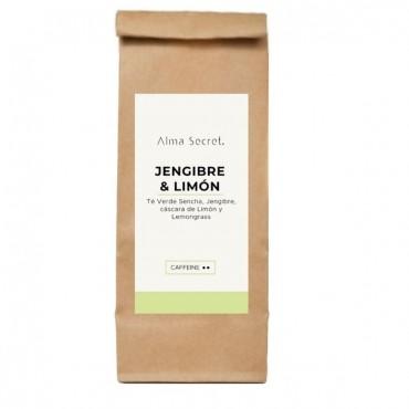 Té - Verde, Jengibre y Limón