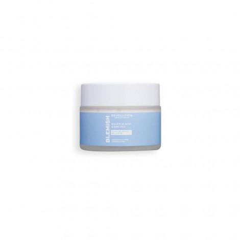 Crema en gel purificante con ácido salicílico y zinc