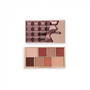 Paleta de Sombras de ojos Chocolate Mini - Hazelnut Cream