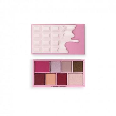 Paleta de Sombras de ojos Chocolate Mini - Rose Cream