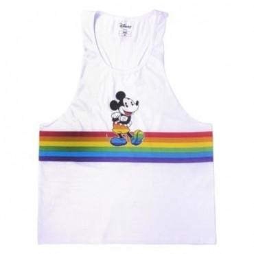 Camiseta Tirantes - Disney Pride