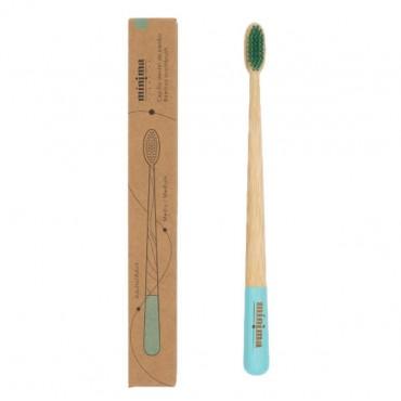 Cepillo de bambú - Azul