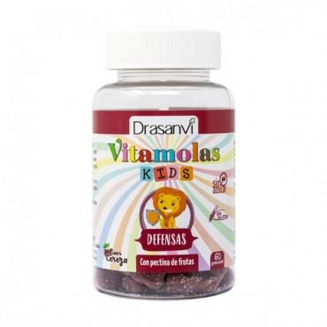 Vitamolas Kids Defensas - 60caps