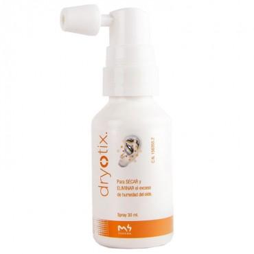 Dryotix eliminador de humedad en el oido en spray.