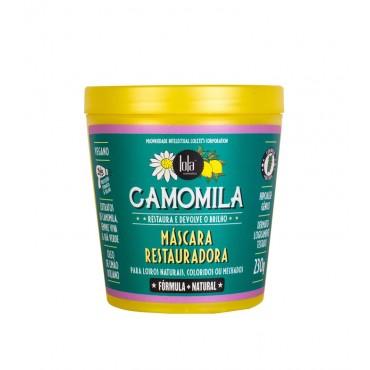 Lola Cosmetics Mascarilla Restauradora Camomila - 230gr