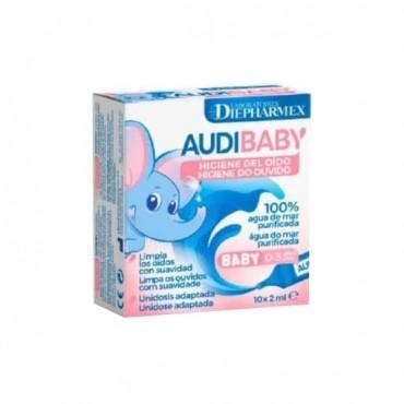 Higiene del oído bebé - Audibaby