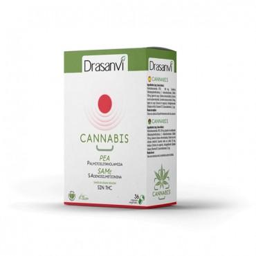 Cápsulas de Cannabis - D Rojo