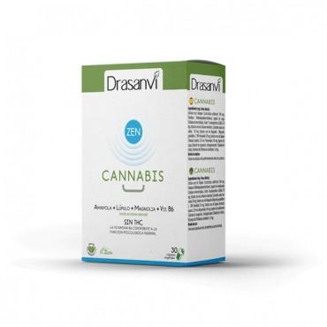 Cápsulas de Cannabis - Zen Azul