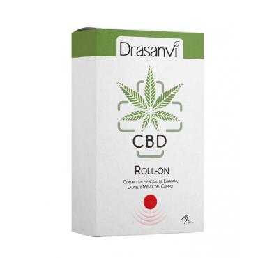 Roll-on CBD - Alivio y Tensiones de cabeza