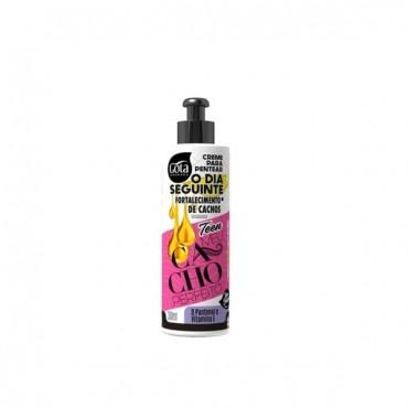 Crema de peinado - Pantenol y Vitamina E