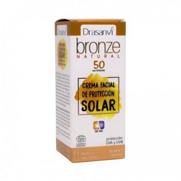 Drasanvi - Crema Facial de Protección solar - SPF50 - 50ml