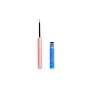 Neon Heat - Delineador de ojos líquido - Sky Blue