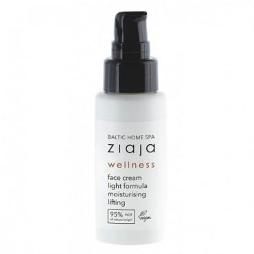 Ziaja - Crema Facial Ligera Hidratante y Oxigenante - Baltic Home Spa - 50ml