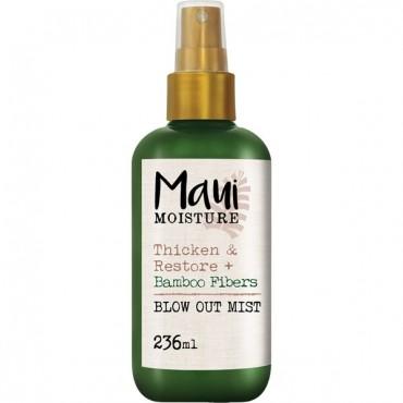Maui - Bamboo Fibers - Spray fortalecedor del cabello débil y apagado - 236ml