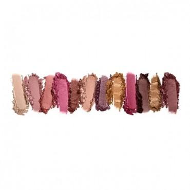 L.A. Colors - Paleta de sombras Rose - De la colección Color Vibe Ed. Limitada