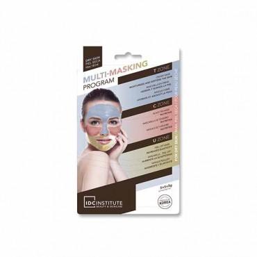 IDC Institute - Mascarilla Multimasking para piel seca
