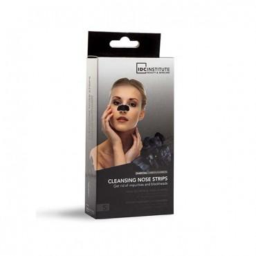 IDC INSTITUTE - Tiras limpiadoras para la nariz con carbón