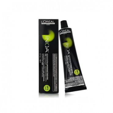 L'Oreal Professionnel - Tinte permanente sin amoniaco - Inoa - 4 - 60gramos