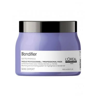 L'Oréal Professionnel - Mascarilla Repara e Ilumina - Blondifier - 500ml