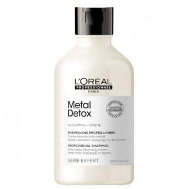 L'Oréal Professionnel - Champú - Metal Detox - 300ml