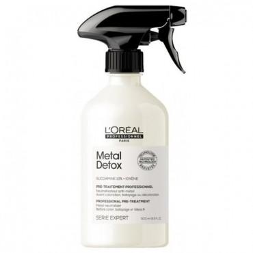 L'Oréal Professionnel - Pre-Tratamiento Anti Depósitos - Metal Detox - 500ml