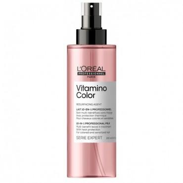 L'Oréal Professionnel - Spray Perfeccionador 10 en 1 - Vitamino Color - 190ml