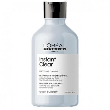 L'Oréal Professionnel - Champú anti caspa - Instant Clear - 300ml