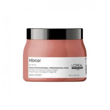 L'Oréal Professionnel - Mascarilla Fortalecedora - Inforcer - 500ml