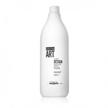 L'Oréal Professionnel - Fijación Extra Fuerte - Fix Design - Tecni Art - 1L