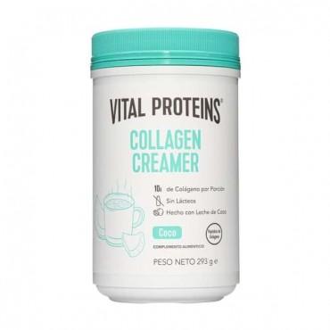 Vital Proteins - Péptidos de colágeno Crema de Coco - 293g